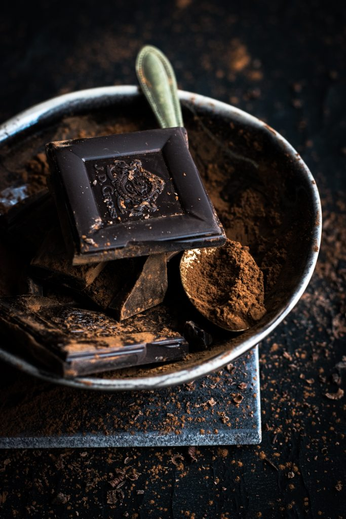 Chocolate can be good for you